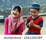 kuala lumpur  my   april 1 ... | Shutterstock . vector #1061200289
