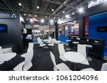 astralpool booth at aqua therm... | Shutterstock . vector #1061204096
