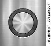 metal technology background... | Shutterstock .eps vector #1061258024