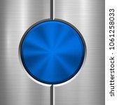 metal technology background... | Shutterstock .eps vector #1061258033