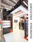 aqua therm moscow 2014... | Shutterstock . vector #1061321603