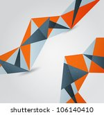abstract background. graphic... | Shutterstock .eps vector #106140410