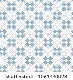 geometrical ornament. eastern... | Shutterstock .eps vector #1061440028