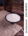 Small photo of Glutinous rice, raw rice, rice, white rice