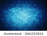 2d  rendering travel and... | Shutterstock . vector #1061522813