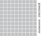 gray square tile texture of... | Shutterstock .eps vector #1061536628