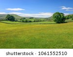 Open Green Countryside In...
