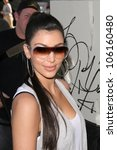 Постер, плакат: Kimberly Kardashian