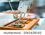 soldering iron tips of... | Shutterstock . vector #1061628143