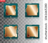 processor  computer brain ...   Shutterstock .eps vector #1061665280