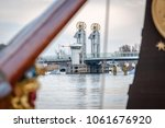 Look Through At The City Bridg...