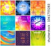 abstract seamless pattern... | Shutterstock .eps vector #1061755283