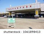 clark  philippines   mar 25...   Shutterstock . vector #1061898413