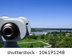chops of a river danube and sava | Shutterstock . vector #106191248
