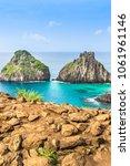 fernando de noronha  brazil | Shutterstock . vector #1061961146