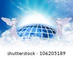 Angels Heaven And Earth...