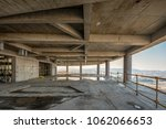 the commercial center is under... | Shutterstock . vector #1062066653