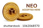 neo. accepted sign emblem.... | Shutterstock .eps vector #1062068570