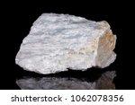 macro mineral stone talc on... | Shutterstock . vector #1062078356
