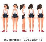 vector illustration of ... | Shutterstock .eps vector #1062100448