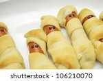 Hot Dogs Wrapped In Croissants...