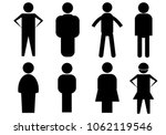 people icon collection set ... | Shutterstock .eps vector #1062119546