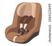 baby car seat | Shutterstock .eps vector #1062122699