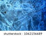 photo background bright blue... | Shutterstock . vector #1062156689