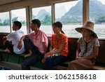yangshuo  china   august 2 ... | Shutterstock . vector #1062158618