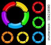 raster version. second set of... | Shutterstock . vector #106218080