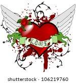 heart | Shutterstock .eps vector #106219760