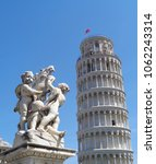Italy  Pisa   The Leaning Towe...