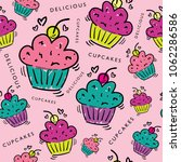Delicious Cupcakes Drawings...