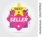 best saller .sale banners... | Shutterstock .eps vector #1062290963
