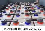 battery box use on offshore... | Shutterstock . vector #1062291710