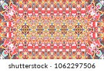 colorful mosaic pattern for... | Shutterstock . vector #1062297506