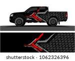 truck graphic. abstract modern... | Shutterstock .eps vector #1062326396
