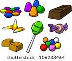 a cartoon illustration of...   Shutterstock .eps vector #106233464