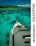 dive boat at menjangan island ...   Shutterstock . vector #1062370769