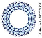 ceramic tile pattern.... | Shutterstock .eps vector #1062392558