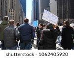 new york city  new york   usa   ... | Shutterstock . vector #1062405920