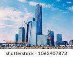 riyadh  saudi arabia  ksa  ... | Shutterstock . vector #1062407873