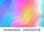 light blue vector background... | Shutterstock .eps vector #1062424178