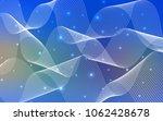 light blue  yellow vector... | Shutterstock .eps vector #1062428678