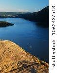 cliffs high above the hudson...   Shutterstock . vector #1062437513