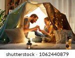family  hygge and people... | Shutterstock . vector #1062440879