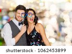 celebration  fun and holidays...   Shutterstock . vector #1062453899