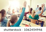 education  high school ... | Shutterstock . vector #1062454946