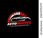 automotive car logo   Shutterstock .eps vector #1062455279