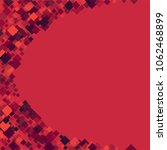rhombus template minimal... | Shutterstock .eps vector #1062468899